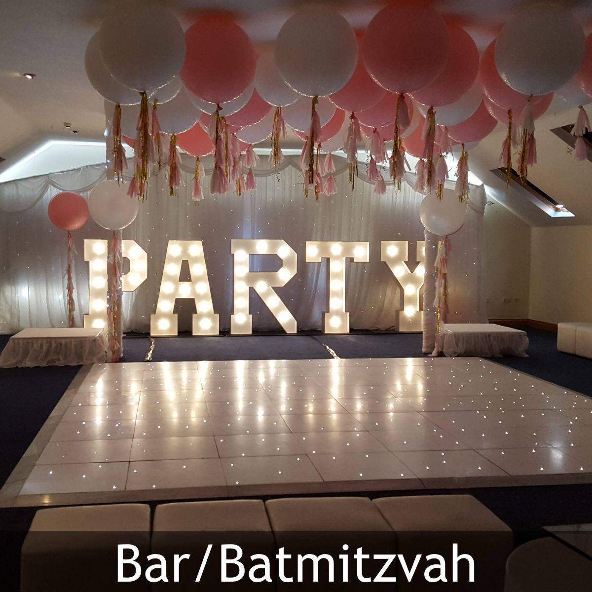 Venue Dresser Bar/Batmitzvah